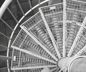 Estructuras metálicas: Catálogo cerrajería  de acero de Montajes Arjosan