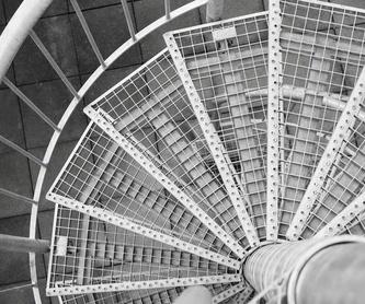 Ventanas : Catálogo cerrajería  de acero de Montajes Arjosan
