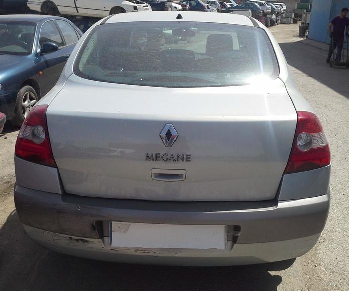 Renault Megane 2004 para desguace en desguaces Clemente de Albacete