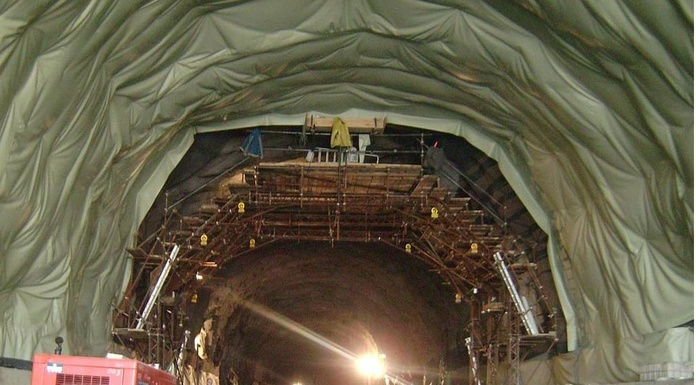 Construcción de túneles Zaragoza