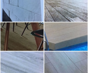 Gres extrusionado: Reformas y materiales de Materiales de Construcción Montes León