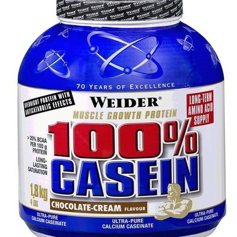 Weider 100% Casein chocolate