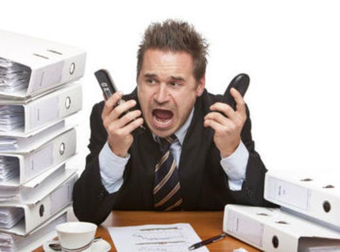 Estrés laboral: Servicios de Nicolau Psicoterapeuta