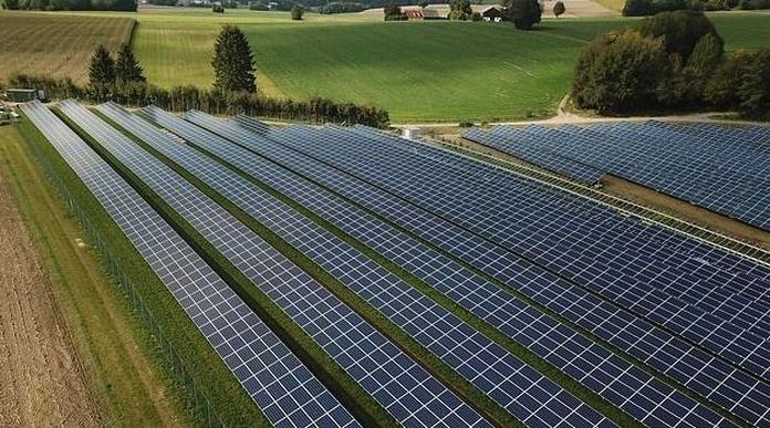 El empuje de la fotovoltaica