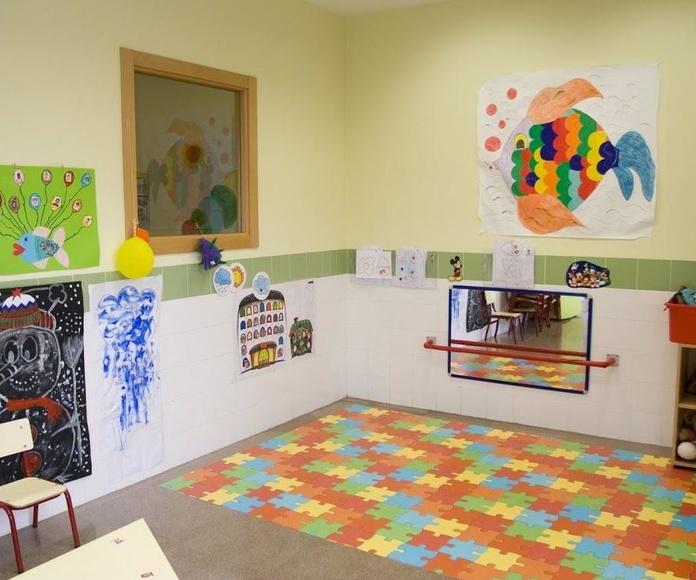 El Descanso: Actividades y Servicios de Escola Infantil Municipal Cangurs