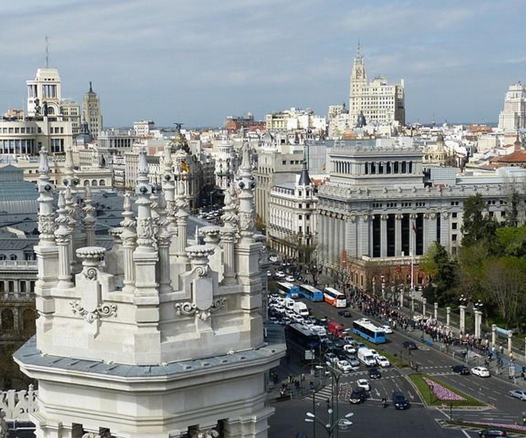 Los edificios más emblemáticos de Madrid