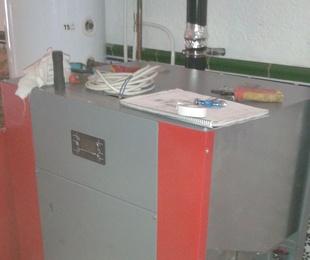 mantenimiento de estufas y calderas pellets y hueso