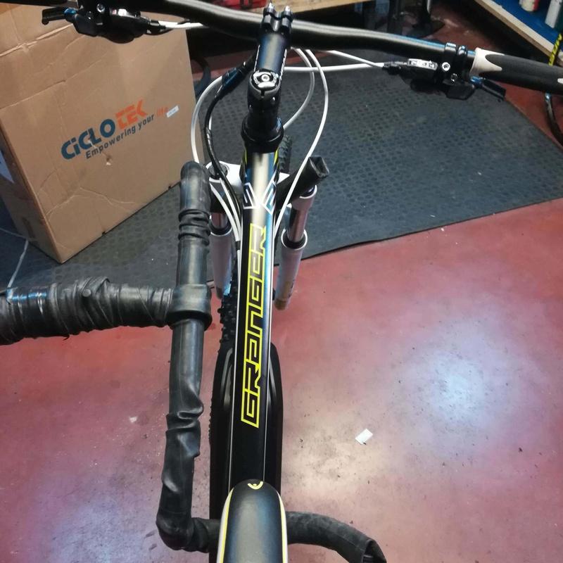 HEAD MONTAÑA ELÉCTRICA:  de E-Bike Guadarrama