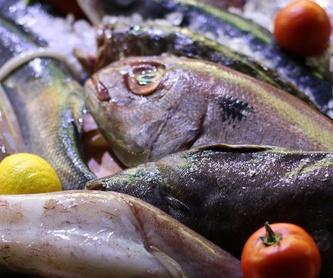 Rest. La Barca del Salamanca. Pastas y sopas: Menús restaurantes de Grupo Silvestre