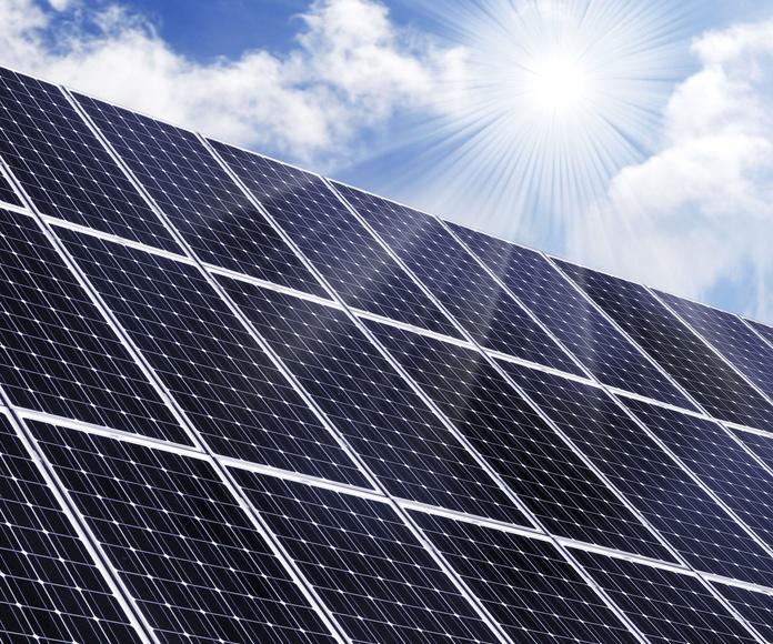 Energías renovables: Servicios de Instalaciones RR