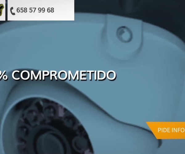 Alarmas para negocios en Benidorm | ElectroCCTV