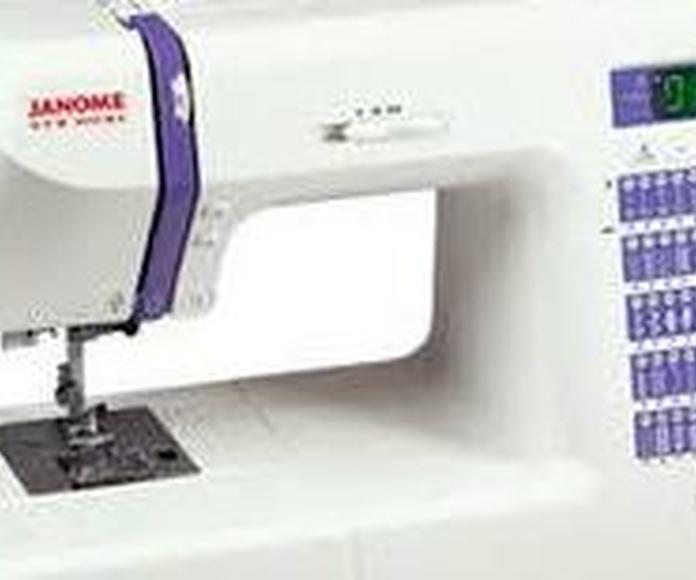 JANOME DC2014: Productos y servicios de C y C Labores
