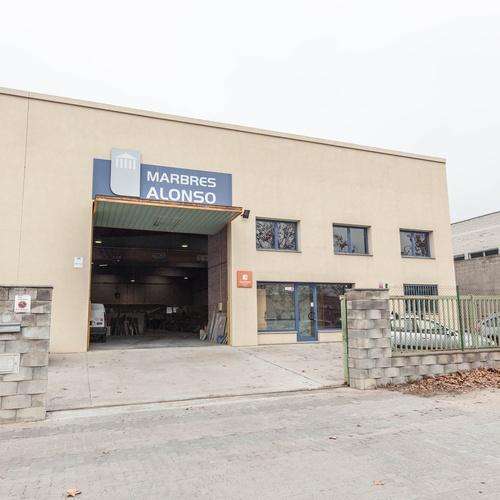 Mármoles y granitos en Igualada | Marbres i Derivats Alonso, S.L.