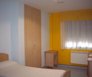 Vista de una de las habitaciones