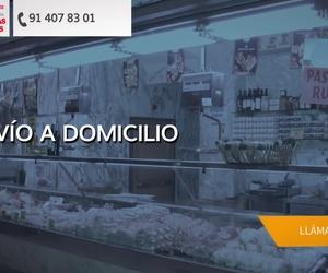 Hueverías y pollerías en Madrid | Pollería Arrones