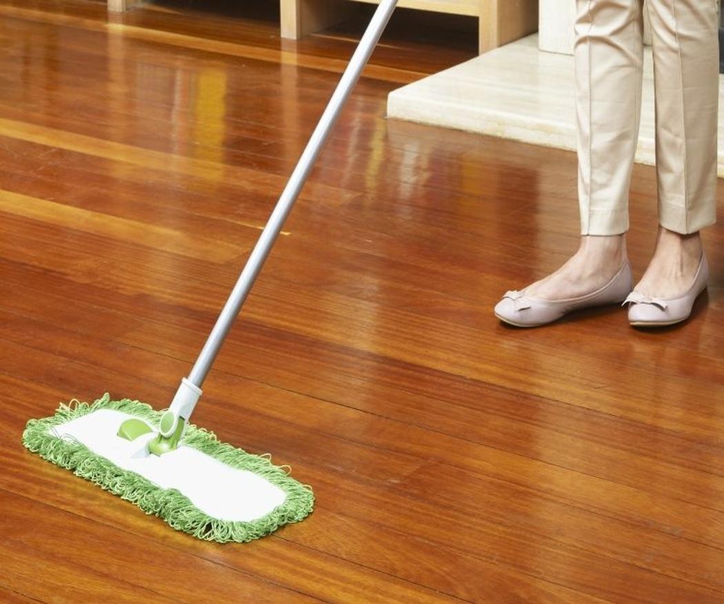 El cuidado de los suelos de tarima