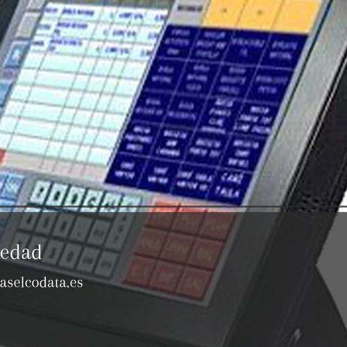 Cajas registradoras en Barcelona | Elco-Data