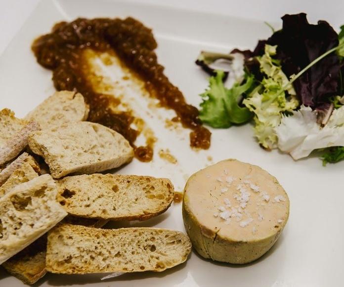 Entrantes: Carta y Menús de La Mary Restaurant León