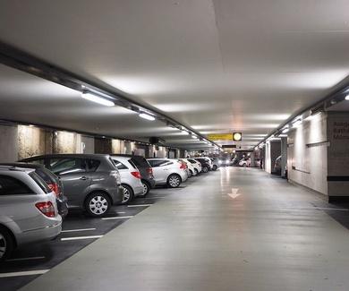 Parking gratuït en el centre