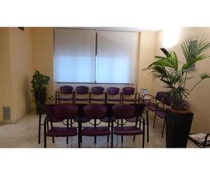 Sala de espera de nuestra clínica dental en Tarragona