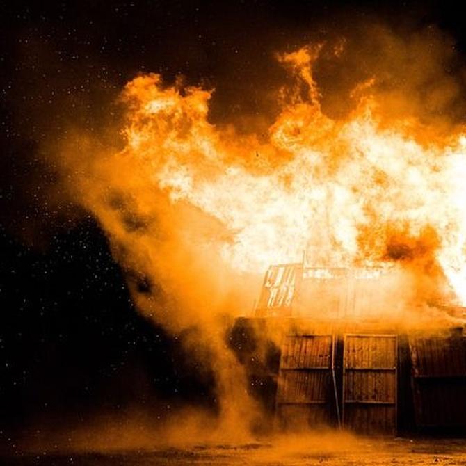 Medidas de seguridad para prevenir incendios