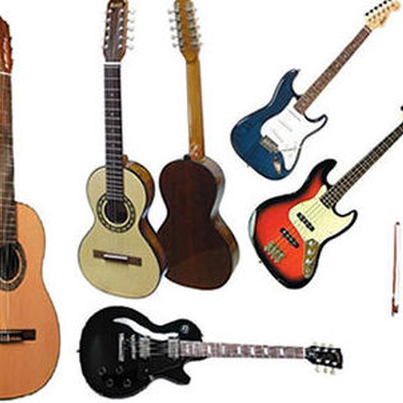 Alquiler de instrumentos Lanzarote