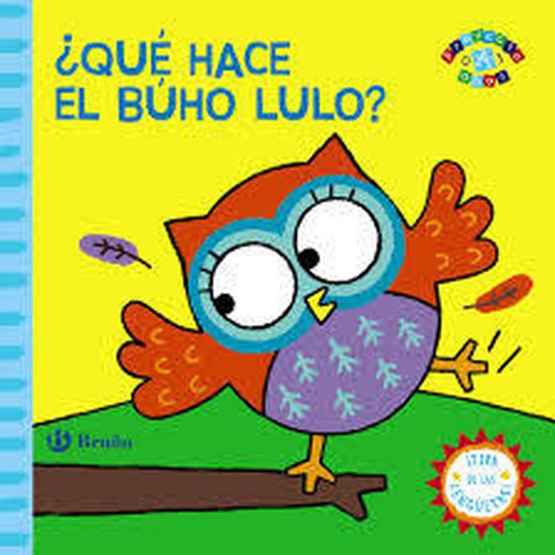 ¿Qué hace el búho Lulo?