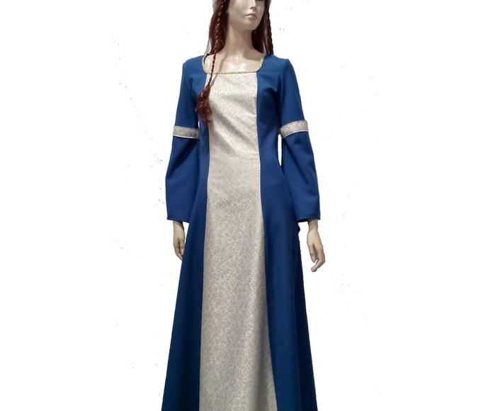 Traje dama medieval Leonor