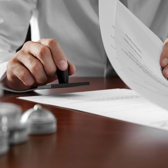 La importancia de la traducción en los documentos legales