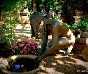 Estatuas para jardines en Cartagena
