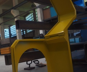 Fabricación y construcción de elementos para maquinaria industrial