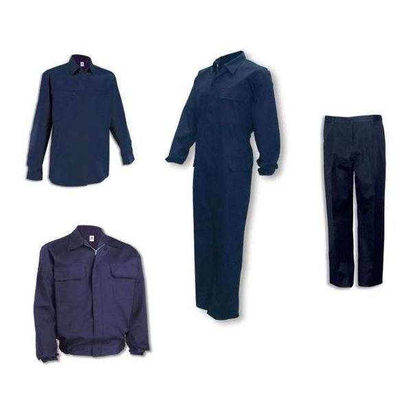 Vestuario industrial: Productos de Angoma