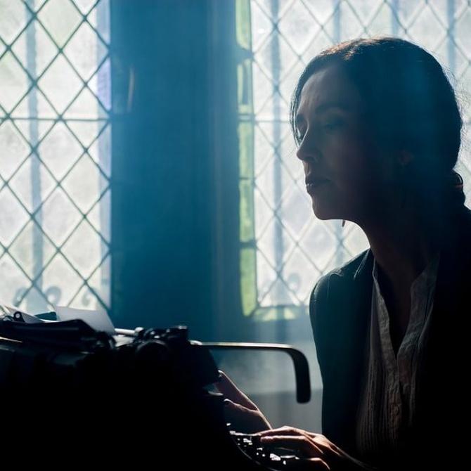 Escribir a máquina sin mirar el teclado
