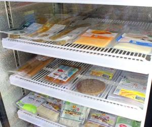hambugesas vegetales, tofu, seitan quesos veganos, tempe, yogures de soja...