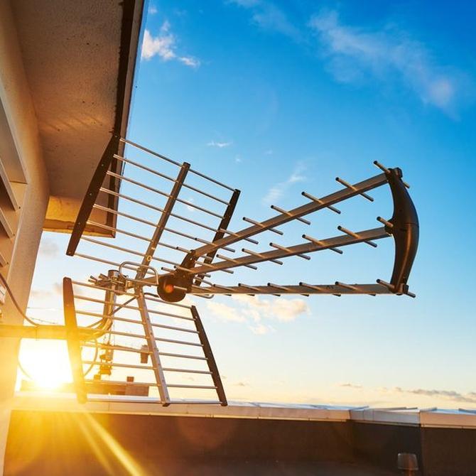 El genial invento de la antena