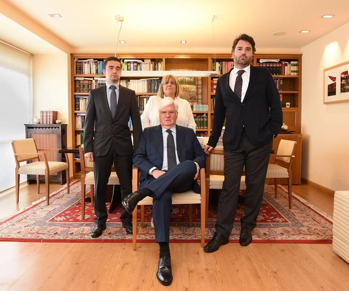 Derecho mercantil: Servicios de Bufete de abogados Javier Dapena