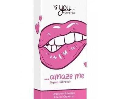 If You Amaze Me