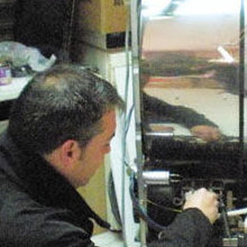 Instalación: Nuestros servicios de Marin Servei Tècnic, S.L.
