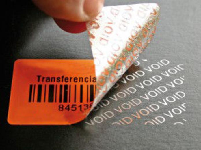 Etiqueta Void, Transferencia Parcial: Productos de Etiquetas Romero Comprometidos