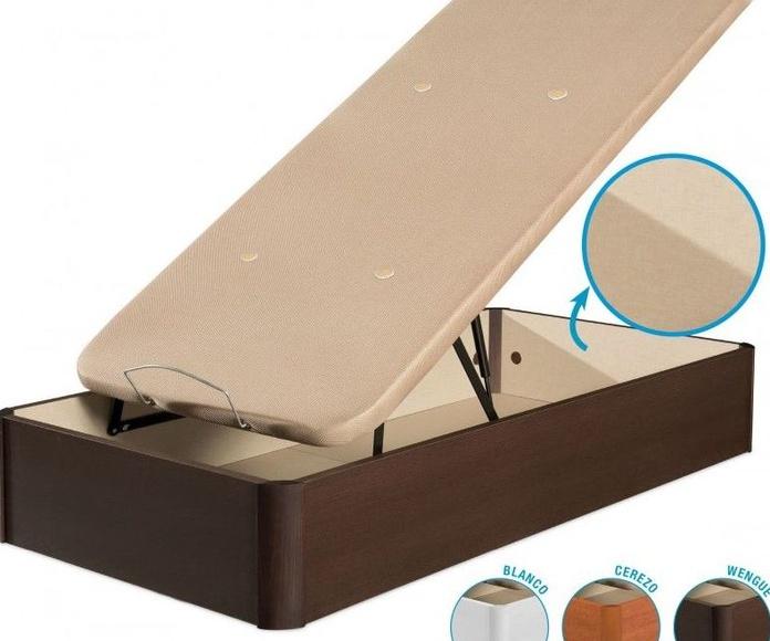 Canapé abatible de madera con base 3D transpirable ---DESDE 199€: Productos y Ofertas de Don Electrodomésticos Tienda online
