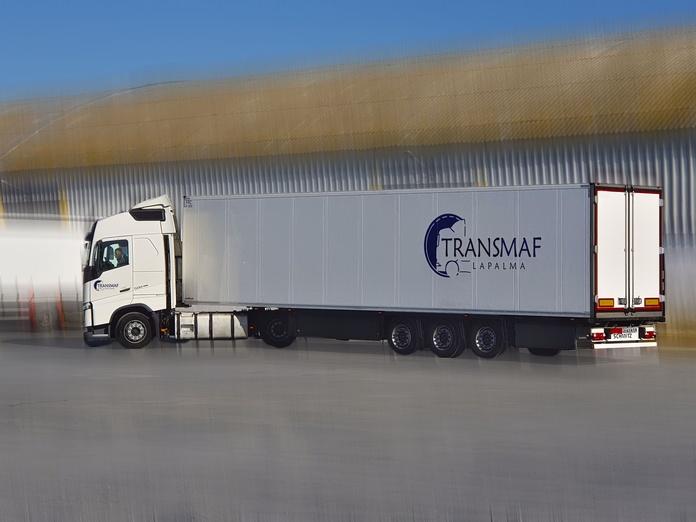 Mercancías frigoríficas: Servicios de Trans- Maf La Palma