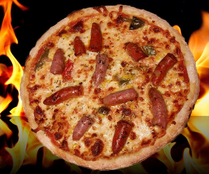 Pizza paisana