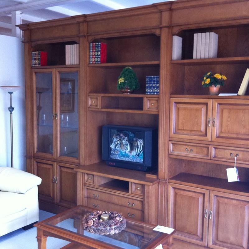 salon 5: Productos y servicios de Gonter S. L. Muebles de Cocina y Hogar