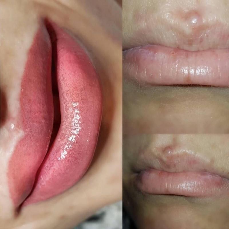 Micropigmentación de labios: Servicios de Centro de belleza y peluqueria Khrystyna Karasenko