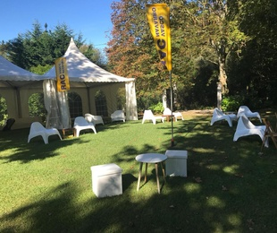 Alquiler de mobiliario para eventos en Bilbao