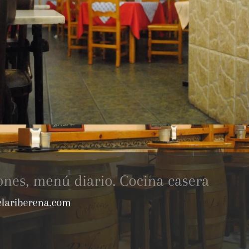 Restaurante menú diario Móstoles | Cervecería La Ribereña