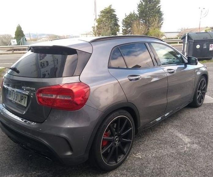 MERCEDES-BENZ GLA 45AMG 4MATIC  IMPRESIONANTE!! : Compra venta de coches de CODIGOCAR