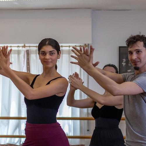 Escuela de danza y baile en Aravaca Madrid