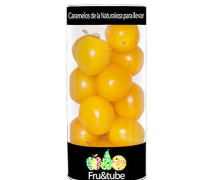 Tomate Cherry Amarillo Mtube