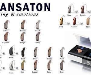 Audífonos Hansaton